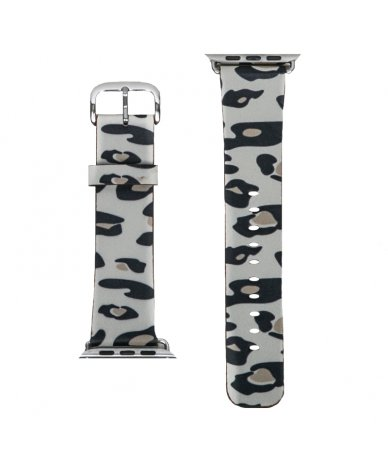 BRACELET APPLE WATCH LEOPARD