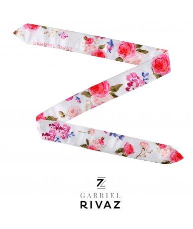 PULSERA PINK FLOWERS