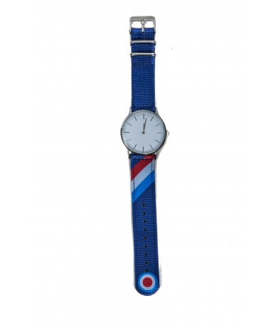 BRACELET MONTRE FRENCH AVIATOR GABRIEL RIVAZ