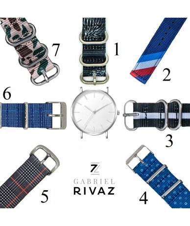 PACK GENTLEMEN (1 Montre +...