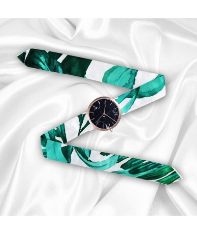 MONTRE GREEN SUMMER GOLD